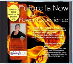 The Future Is Now and Power Experience- hypnosis download