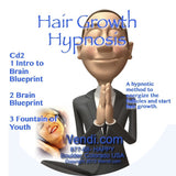Hair Growth Hypnosis CDs- by Wendi Friesen