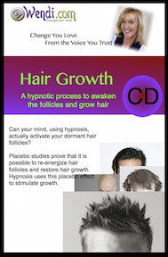 Hair Growth Hypnosis - Download - by Wendi Friesen