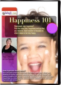 Happiness 101 CDs- hypnosis by Wendi Friesen