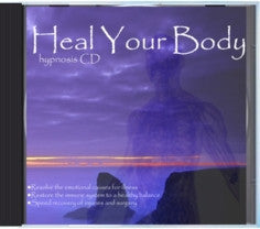 Heal Your Body Hypnosis CD- by Wendi Friesen