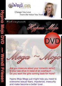 Hypno Mojo VIDEO sexual enhancement for men - Instant Streaming - by Wendi Friesen