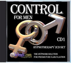 In Control for men - Hypnosis Solution for Premature Ejaculation- by Wendi Friesen