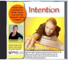 Intention- hypnosis download
