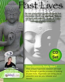 Past Life Exploration- Hypnosis CDS- By Wendi Friesen