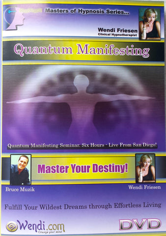 Quantum Manifesting Video Seminar- Instant Streaming