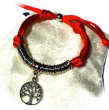 Bracelet- Red Recharge, hypnotic commitment