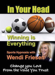 Mind Game- Sports Hypnosis Download- by Wendi Friesen