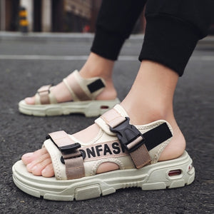 Air Cushion Outdoor Sandals - Kimura Fox
