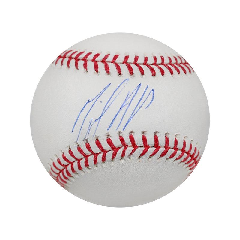Miguel Andujar New York Yankees Autographed MLB Baseball (Steiner Hologram Only)