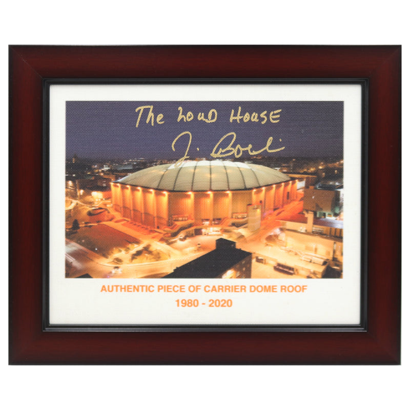 Jim Boeheim Autographed and Inscribed