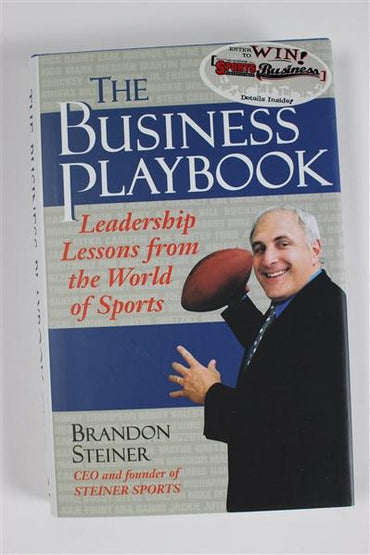 The Business Playbook: Leadership Lessons from the World of Sports