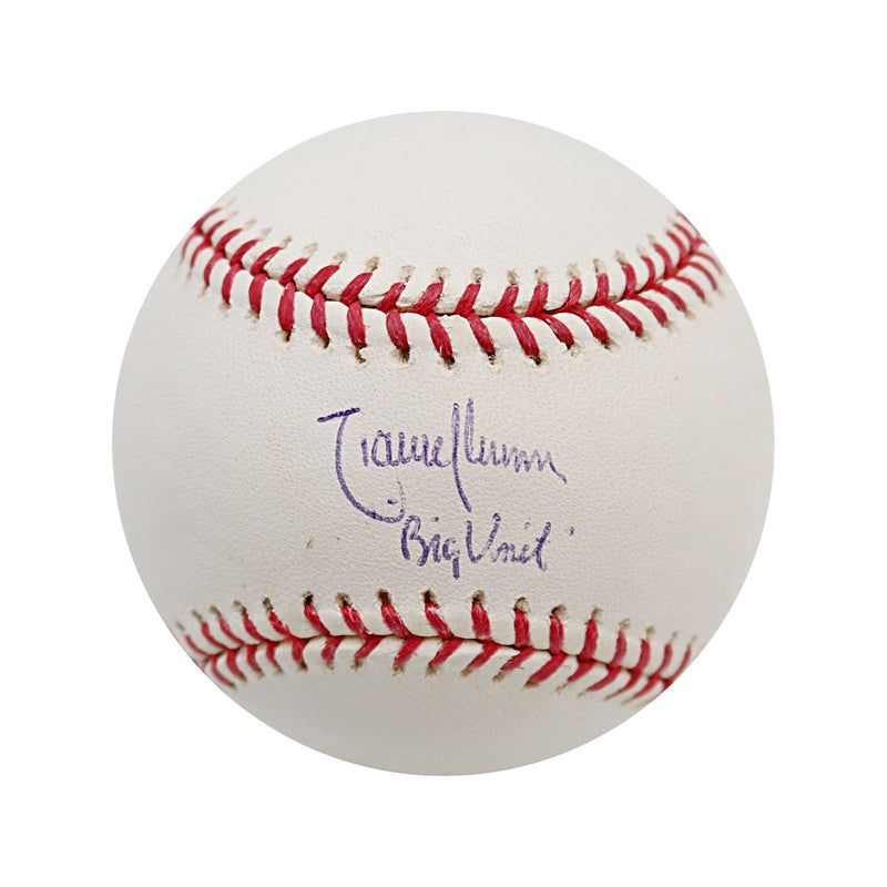 Randy Johnson Arizona Diamondbacks Autographed Baseball with