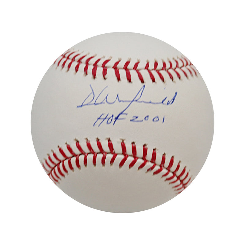 Dave Winfield New York Yankees Autographed Baseball with