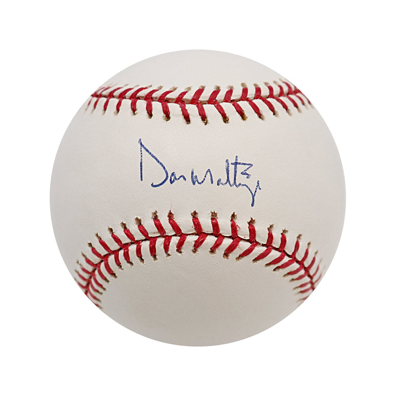 Don Mattingly New York Yankees Autographed Baseball Steiner