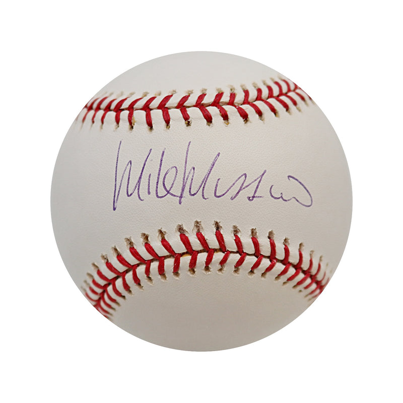 Mike Mussina New York Yankees Autographed Baseball Steiner