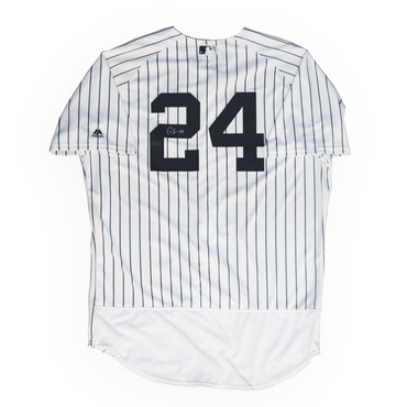 Gary Sanchez New York Yankees Autographed Home Authentic Jersey