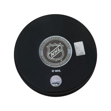 Adam Graves New York Rangers Autographed Puck (SSM Authentication)