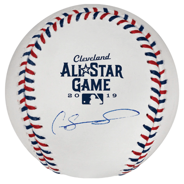 Gary Sanchez New York Yankees Autographed 2019 All-Star Baseball