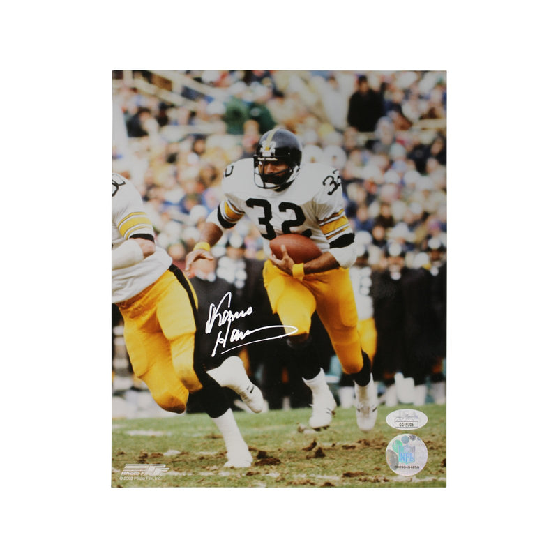 Franco Harris Pittsburgh Steelers Autographed Steelers 8x10 Photograph (JSA Authenticated)