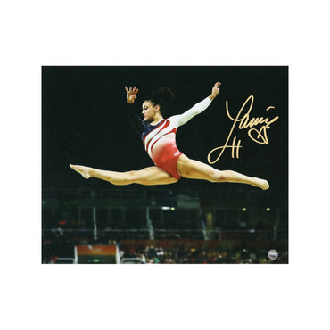 Laurie Hernandez Autographed 2016 Olympics 8x10 Photo