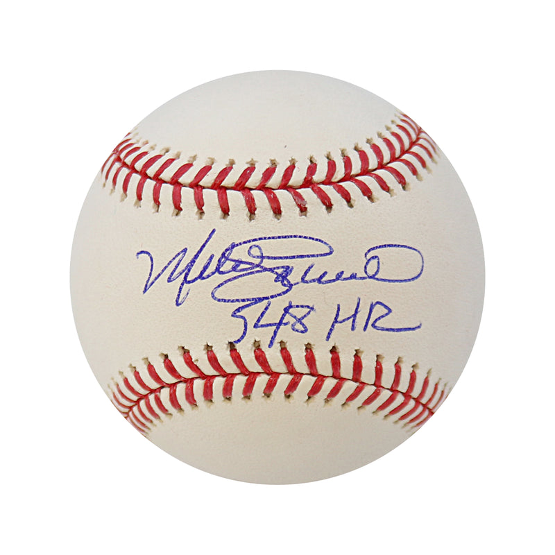 Mike Schmidt Philadelphia Phillies Autographed MLB Baseball with