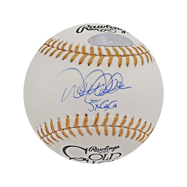 "Derek Jeter Signed Rawlings Gold Glove Baseball with ""5x Gold Glove"" Inscription"