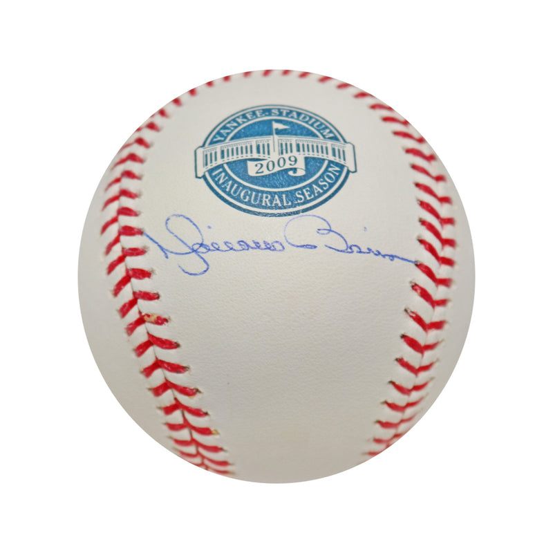 Mariano Rivera New York Yankees Autographed 2009 Yankee Stadium Inaugural Season Baseball (Steiner Hologram Only)