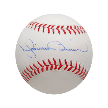 Mariano Rivera New York Yankees Autographed MLB Baseball (MLB Authenticated)