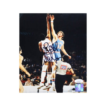 Bill Walton San Diego Clippers Autographed 8x10 Photograph (JSA Authenticated)