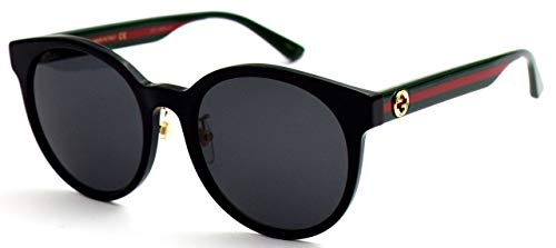Gucci GG0416SK Black/Grey One Size - Do Shopping