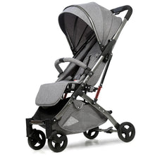 Load image into Gallery viewer, Pushchair Lightweight Travel Pushchair Best when Flying  5.9kg - Do Shopping