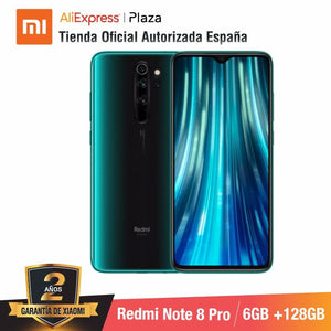 Redmi Note 8 Pro Smart Mobile Phone - Do Shopping