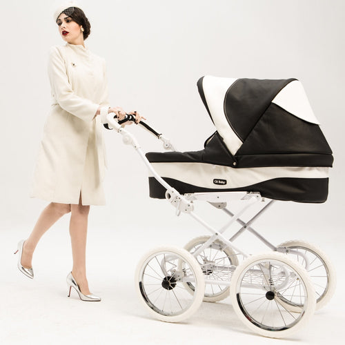 High Quality Luxury Baby Stroller Four Wheels Shockproof Baby Carriage - Do Shopping