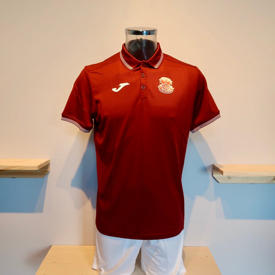 Claret Polo Shirt - Adults