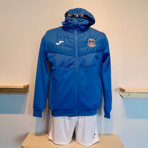 Blue Berna Jacket - Adults