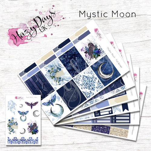 Mystic Moon - Weekly ECLP Sticker Kit
