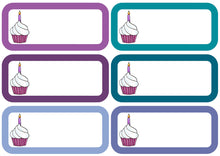 Load image into Gallery viewer, Birthday Reminder Stickers - Hand Drawn