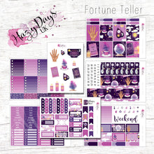 Load image into Gallery viewer, Fortune Teller - Weekly ECLP Sticker Kit