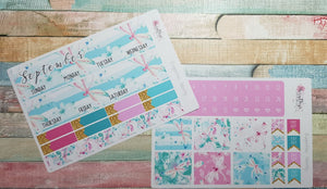 Dragonflies - Monthly Planner Stickers
