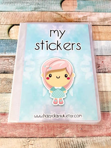 Mini Sticker Album