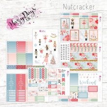 Load image into Gallery viewer, Nutcracker - Weekly ECLP Sticker Kit