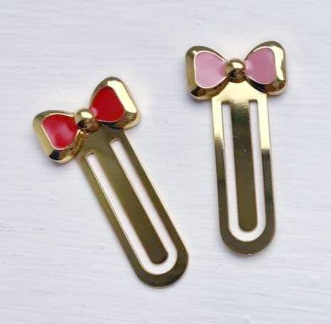 Bow Paperclips
