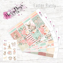 Load image into Gallery viewer, Easter Bunny - Weekly Sticker Kit