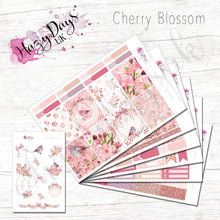 Load image into Gallery viewer, Cherry Blossom - Weekly Sticker Kit