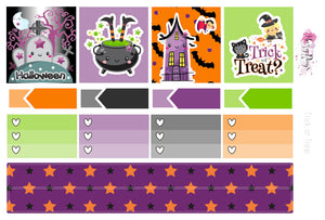 Trick or Treat - Weekly ECLP Mini Kit