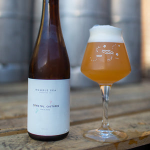 Coastal Cultures: Collab with LIC Beer Project - Table Beer (one 500 ml bottle)