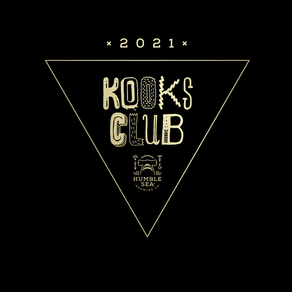 Kooks Club 2021 Membership