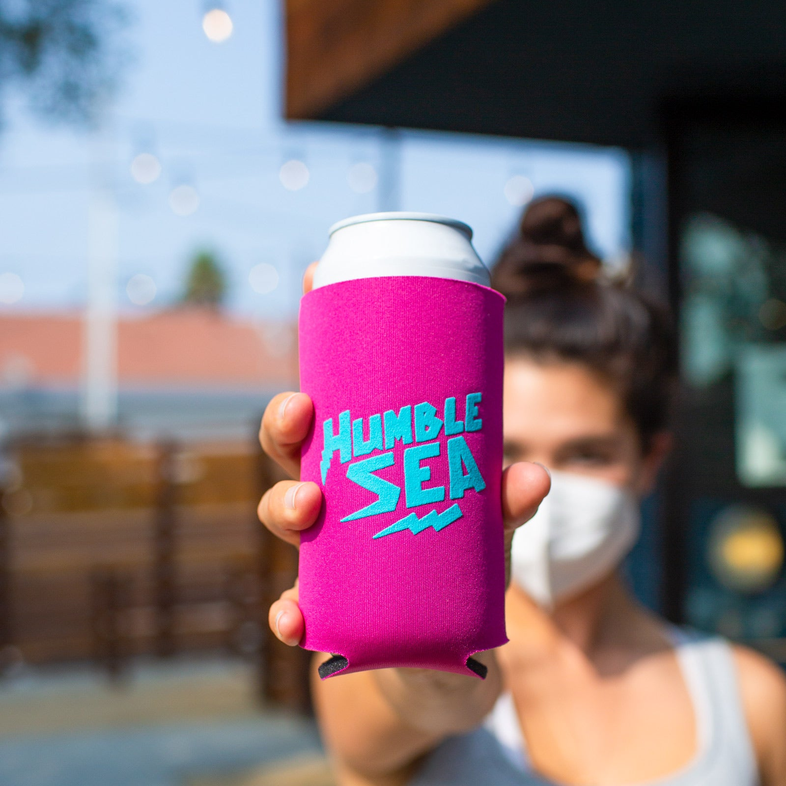 Humble Sea 16 oz Kook Koozie for cans