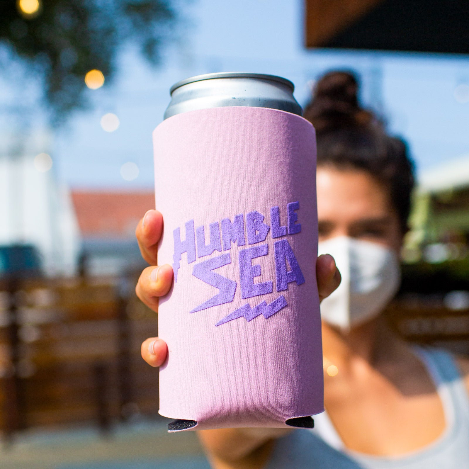 Humble Sea 32 oz Kook Koozie for Crowlers